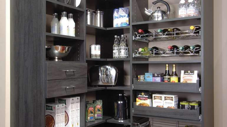 Wall Hung Pantry