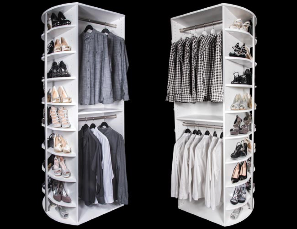 Pin It 360 Organizer Is Just What You Need For Your Closet