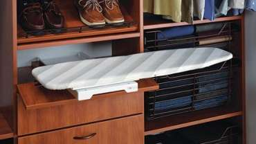 Fixing Your Ironing Problems With Custom Solutions For Your Home