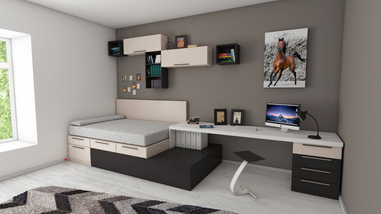 Murphy Beds Are The New Home Office Optimization